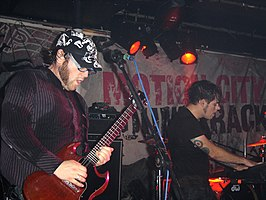 Motion City Soundtrack in 2006