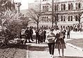 Motiv iz parka pred 1. gimnazijo 1961 (3).jpg