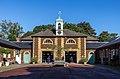 Motor Museum, Sandringham House Park, Norfolk (geograph 3729507).jpg