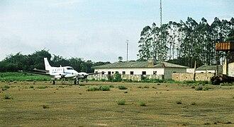 Mueda - Image: Mueda Airport
