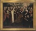 Muerte de Santa Gertrudis siglo XVII.jpg