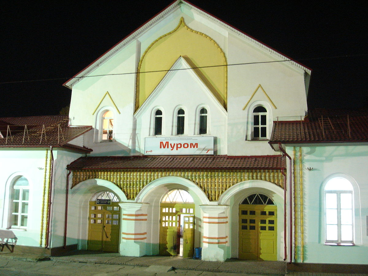 Most popular sights of Murom 77