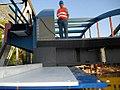 Murtfeldt Kunststoffe - Verschub einer 600 t Brücke bei Erkner 01.jpg