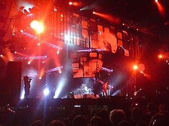 Oxegen - Muse headlined Oxegen 07