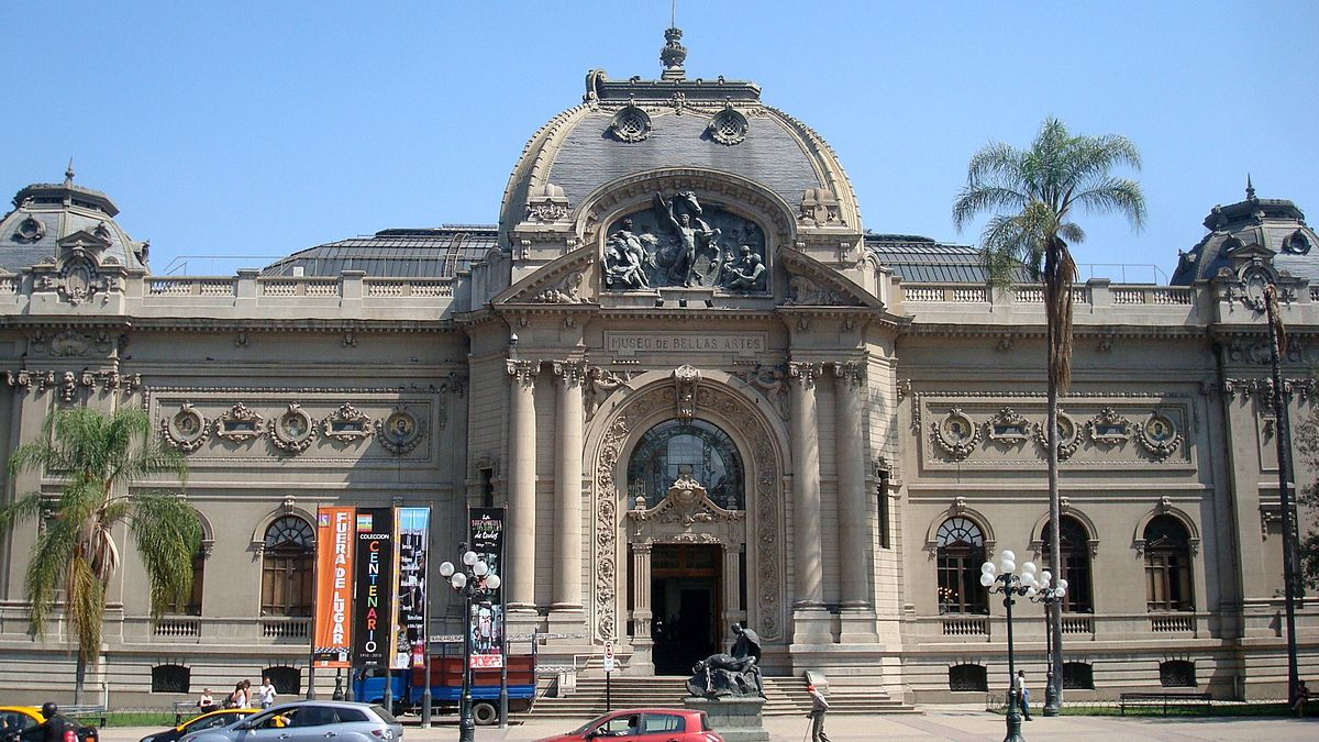 Chilean National Museum Of Natural History
