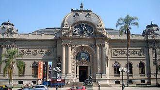 Chilean National Museum of Fine Arts - Museo Nacional de Bellas Artes