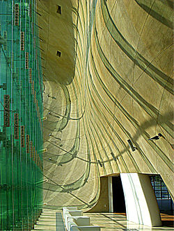 Museum of the History of Polish Jews inside 2013 01.JPG