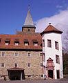 Mussbach Kirche Storchenturm.jpg