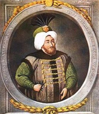 Gülnuş Sultan - Ottoman Sultan Mustafa II