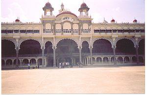 Henry Irwin - Mysore Palace.
