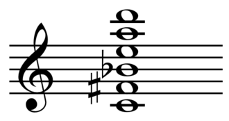 Mystic chord - Image: Mysticchord