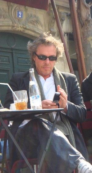 Nicholas Lens - Image: N. Lens (2007 Paris)