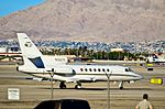 N102TF 1982 Dassault-breguet FALCON 50 C-N 125 (6242505727).jpg