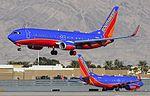 N8616C Southwest Airlines 2013 Boeing 737-8H4 - cn 36914 - ln 4627 (12608580994).jpg