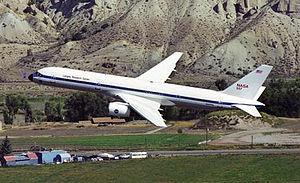 NASA Aries 757 at Colorado Springs 2001 EL-1996-00055 flight.jpeg