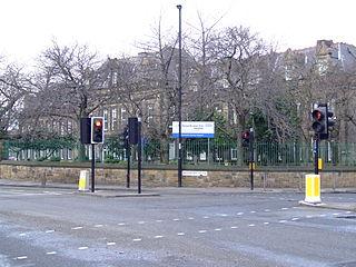 Newcastle General Hospital Hospital in Newcastle, England