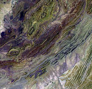 Sulaiman Mountains mountain range