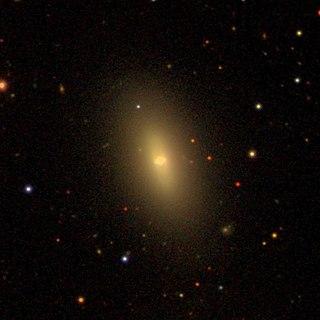 lenticular galaxy in the constellation Pegasus