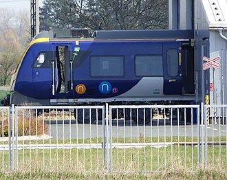 Furness line - New Class 195 'Civity' units will operate services from 2019.