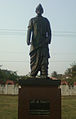 N G Ranga Statue at RK Beach 01.jpg