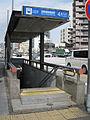 Nagoya-subway-S13-Mizuho-undojo-nishi-station-entrance-4-20100316.jpg