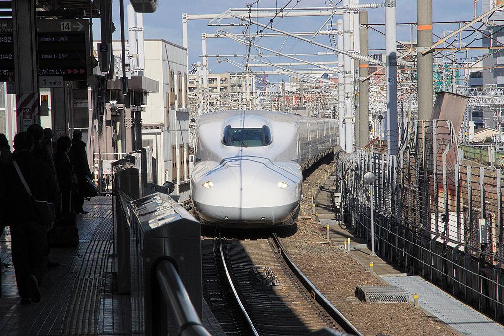 Nagoya Station Shinkansen dk3850