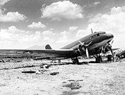 Nakajima L2D2 at Zamboanga 1945