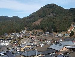 Hasami Pottery Village panorama