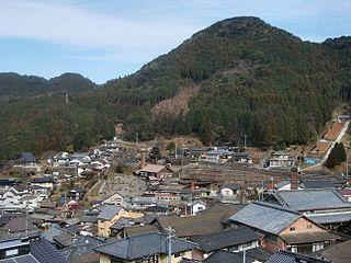 Town in Kyushu, Japan