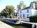 Narrowboat at Kings Langley - geograph.org.uk - 1511677.jpg