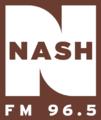 Nash FM 96.5 2013 logo.png