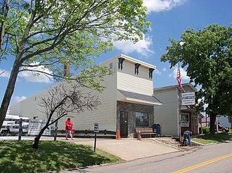Nashville, Ohio - Post Office