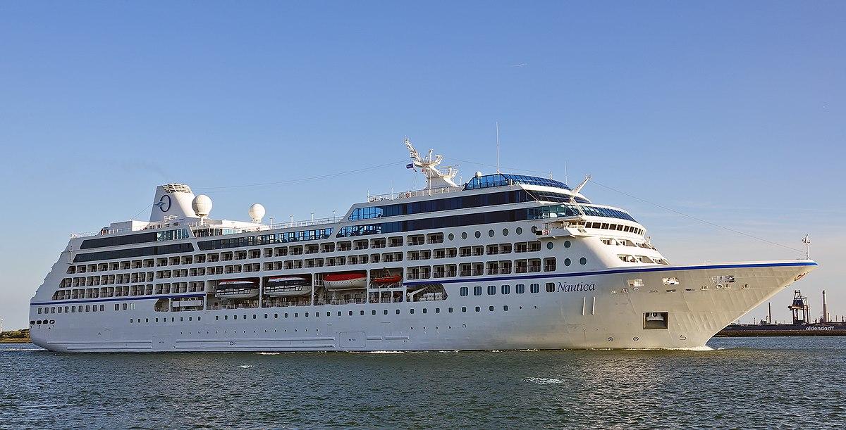 Oceania Cruises Barco Sirena  Plan de la Cubierta del