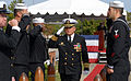 Naval Submarine Support Center Norfolk change of command ceremony DVIDS217468.jpg