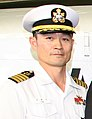 Navy (ROKN) Captain Yang Yong-mo 해군대령 양용모 (Northrop F-5A Dedication (8183034756)).jpg