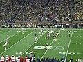 Nebraska vs. Michigan football 2013 04 (Michigan on offense).jpg