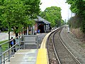 Needham Junction station from mini-high, May 2012.JPG