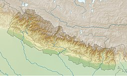 Lotse is located in Nepal