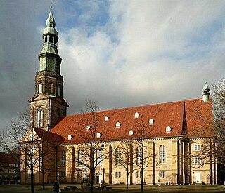 Neustädter Kirche, Hanover Church in Hanover, Germany