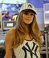 New Era brand ambassador Nina Agdal (26155192460).jpg