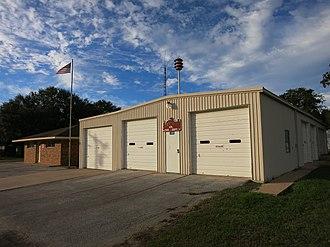 New Ulm, Texas - Image: New Ulm TX VFD