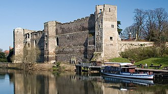 River Trent - Newark Castle