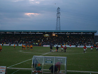 Newport Stadium - Image: Newport Stadium larger