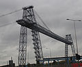 Newport Transporter Bridge, from Fanny's Rest Stop.jpg
