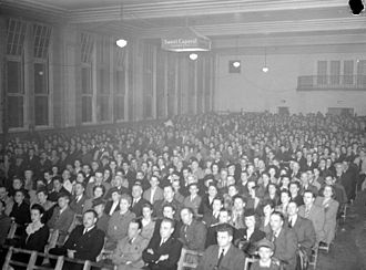 Board of Trade of Metropolitan Montreal - 1945 Board of Trade event