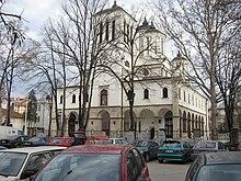 Serbisch-orthodoxe Dreifaltigkeitskathedrale