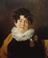 Nicolas-Antoine Taunay: Retrato da Marquesa de Belas