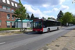 Niedenstraße in Hilden