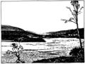 Niels Holgersens vidunderlige Rejse side 486 - Klarelven i det nordlige Värmland.png