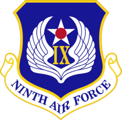 Ninth Air Force - Emblem.png